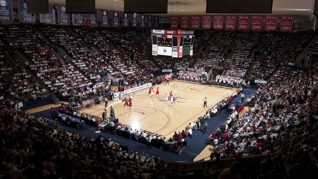 Changes Coming For Robins Center Concessions Parking University Of Richmond Athletics