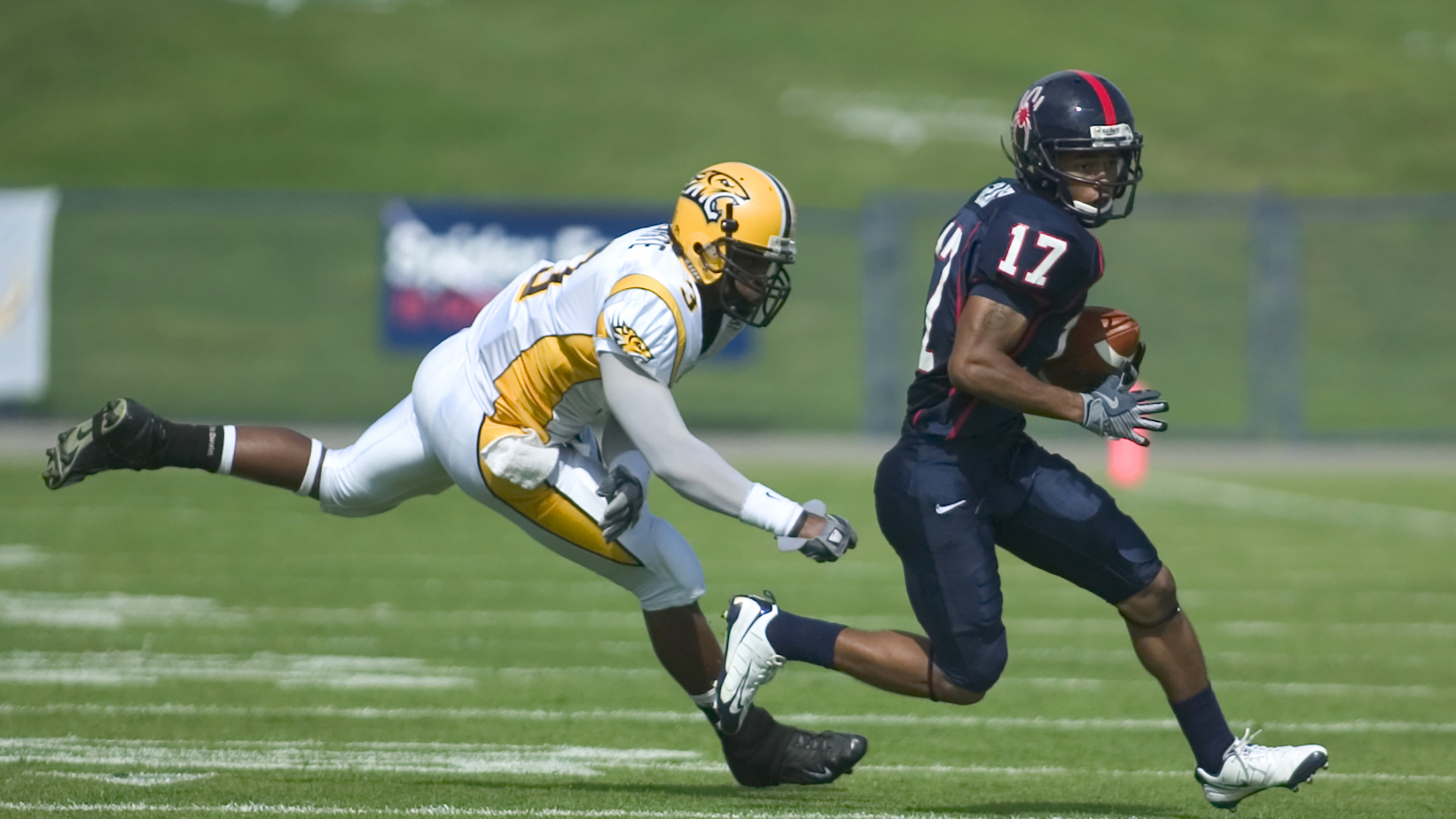 10 Year Anniversary Look Back Spiders Topple Towson This Week In 2008 University Of Richmond Athletics