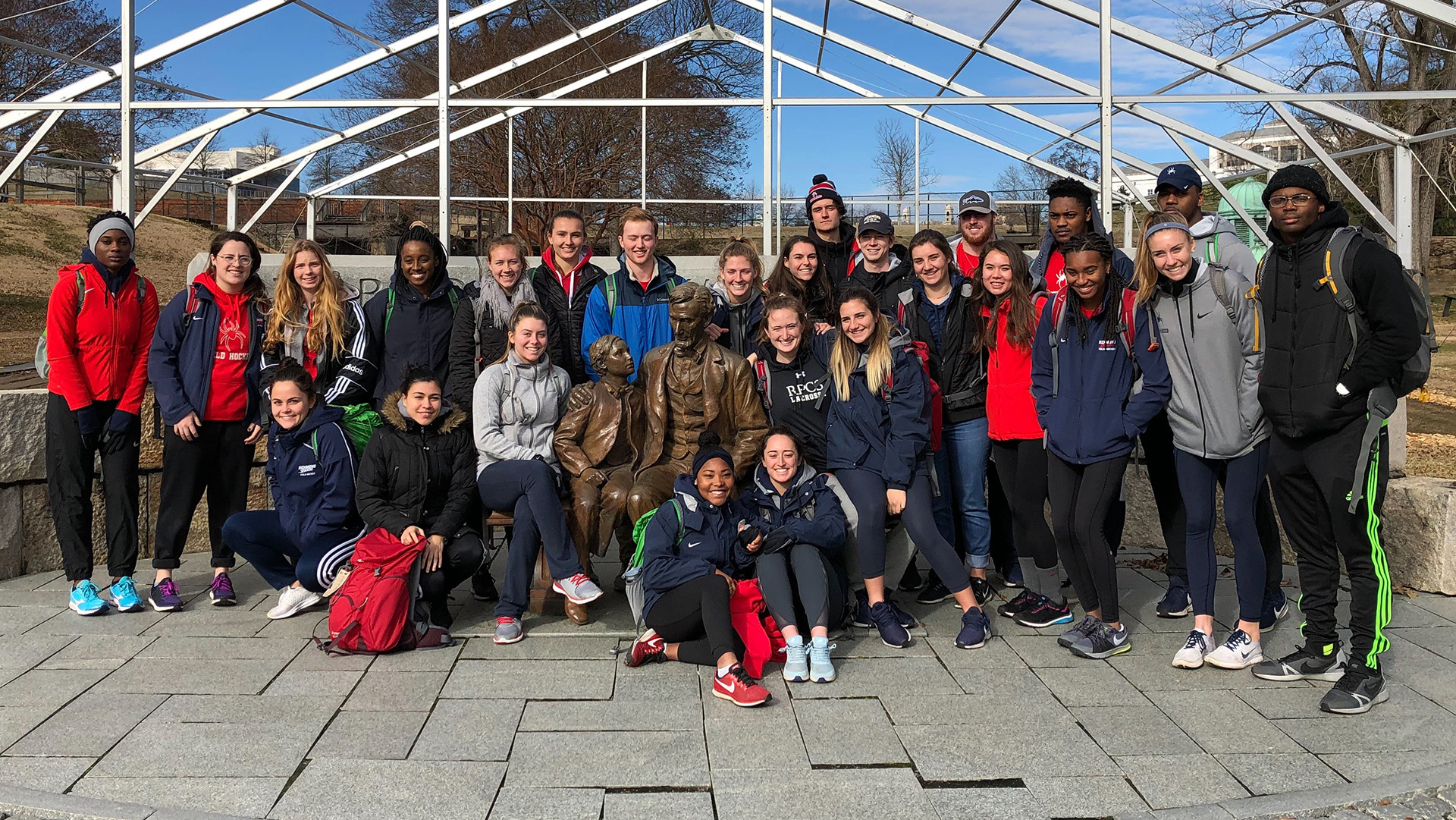 Spider Leadership Immersion: An Exploration into Richmond's Legacy